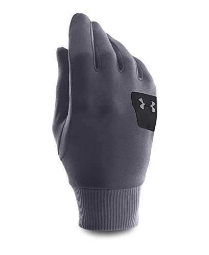 Under Armour Boys' ColdGear Infrared Liner Gloves, Black (002), Youth Small (Infrared Glove Liners compare prices)