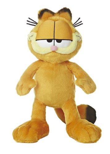 """Aurora World Garfield Floppy 14"""" Plush"""