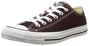 Converse Ctas Season Ox, Damen Sneakers, Braun (Marron), 40 EU