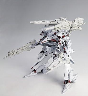 アーマード・コア レイレナード 04-ALICIA(アリシア) ホワイトパールVer. (1/72スケール プラスチックキット)