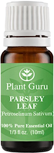 Parsley Leaf Essential Oil. 10 ml. 100% Pure, Undiluted, Therapeutic Grade.