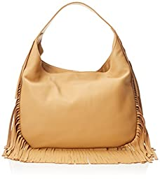 Vince Camuto Shea Hobo, Oak, One Size
