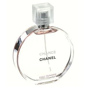 Chanel Chance Eau Tendre Eau De Toilette Spray 100ml/3.4oz
