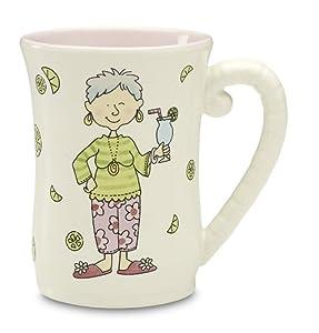 Well Seasoned by Pavilion Female Retirement Plan 4-1/2-Inch Mug