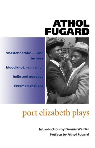 Port Elizabeth Plays