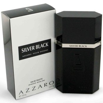 SILVER BLACK edt vapo 100 ml-hombre