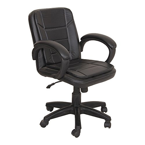 KS Trader KS334 Office Chair (Black)