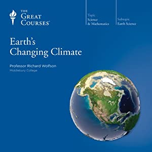 Earth's Changing Climate Lecture