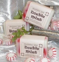 double-mint-handmade-soap-luxurious-beautiful-4-ounce-bar-made-with-love-in-pa-amish-country-