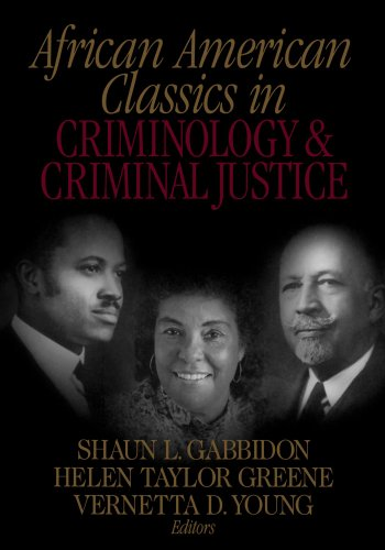 African American Classics in Criminology and Criminal...