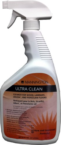 Mannington Ultra Clean- 32 oz. Spray Bottle