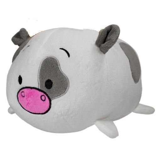Moo Moo Cow (Bun Bun) 4 Inches - Stuffed Animal by Bun Bun (03144)