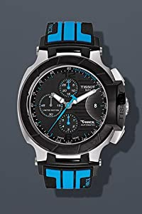 Tissot T-Race Men's Moto GP Limited Edition 2013 Black Automatic Watch T0484272705702