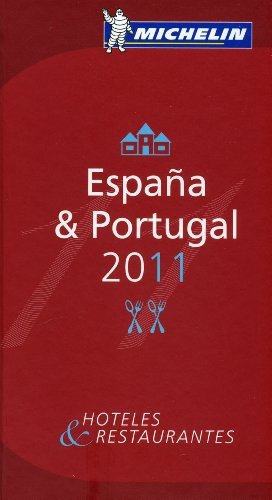 MICHELIN Red Guide Espana and Portugal 2011(Spain and Portugal) (Michelin Guide Espana/Portugal) (Spanish Edition)