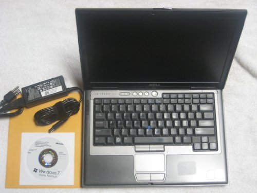 Dell Latitude D620 Intel Heart Duo 1600 MHz 40Gig Serial ATA HDD 2048mb DDR2 DVD/CDRW Wireless WI-FI 14 WideScreen LCD Proper Windows 7 Home Premium 32 Bit Laptop Notebook Computer Professionally Refurbished by a Microsoft Authorized Refurbisher