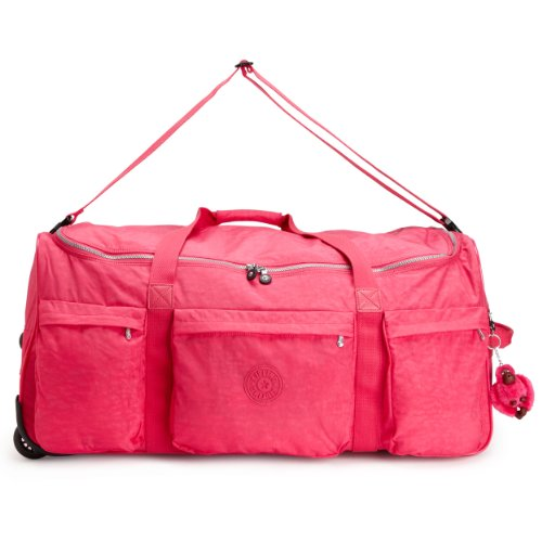 kipling-discover-large-vibrant-pink-one-size