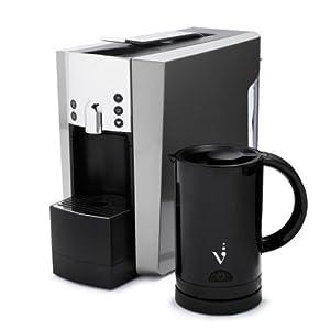 Amazon.com: Sur La Table Starbucks Verismo 600 Espresso Maker 11035787: Kitchen & Dining