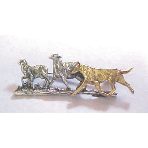 Collie (Smooth) Breed Origin Pin