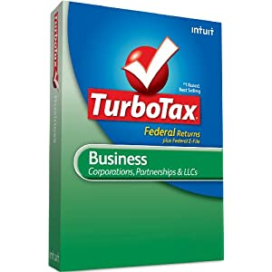 TurboTax Business Federal Best Price Sale