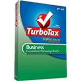 TurboTax Business Federal+ e-File 2010 - [Old Version] ~ Intuit