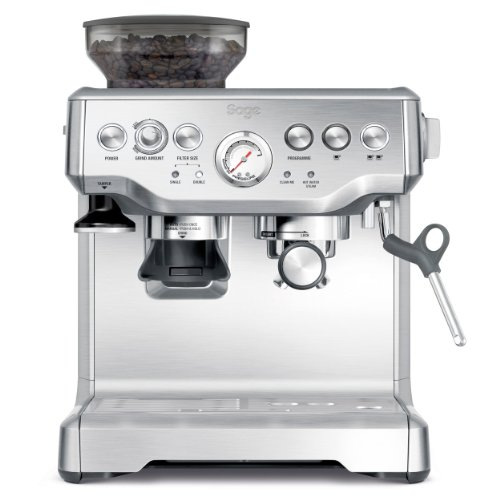 Sage Barista Express and Grinder