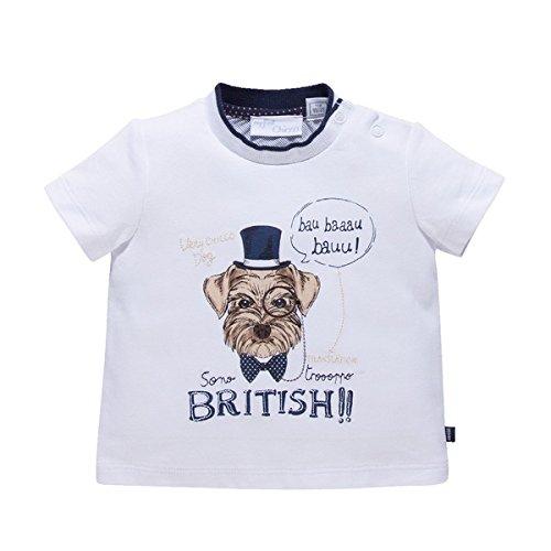 T.shirt m/c jersey (9 Mesi - 68 cm)