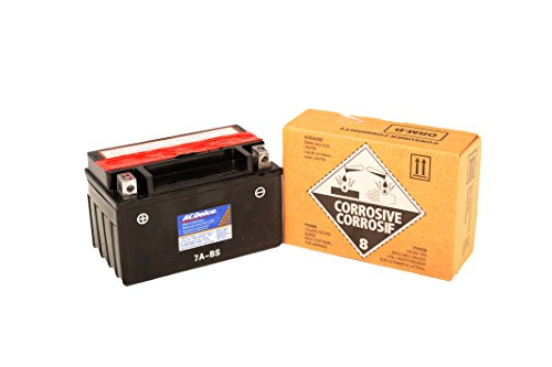 Acdelco Atx7Abs Specialty Powersports Agm Jis 7A-Bs Battery