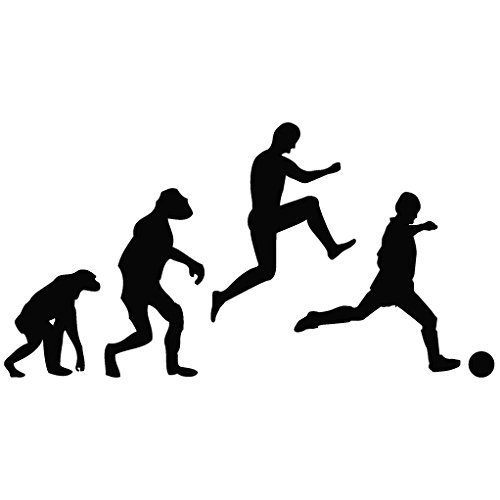 jump-evolution-soccer-player-funny-decal-15cm-black-vinyl-removable-decorative-sticker-for-wall-car-