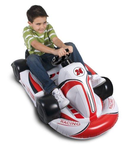 Wii Inflatable Racing Kart front-215533
