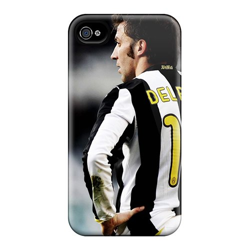 Cute Appearance Cover/Tpu Yfthe13592Vakxz The Player Number 10 Of Sydney Alessandro Del Piero Case For Iphone 4/4S back-987490