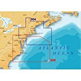Navionics Platinum Plus 904Pp - Us Northeast Canyons - Cf Card