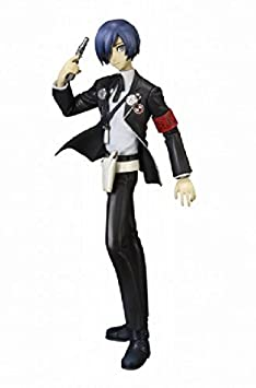 Persona 3 hero short a Dorama CD with Figure doll