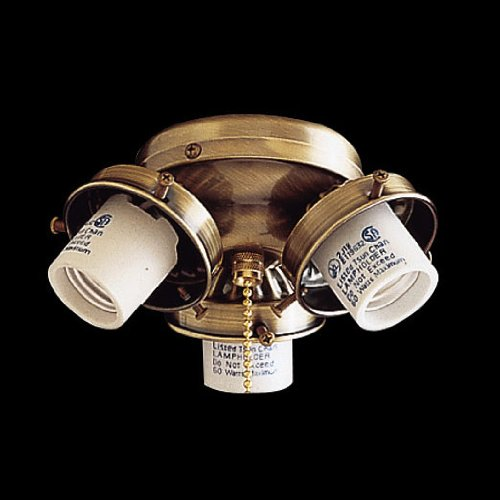 Minka Aire K33-L-ORB Ceiling Fan Light Kit - oil-rubbed bronze