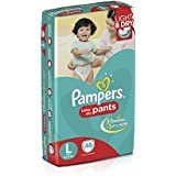 Pampers Large Size Diaper Pants (48 Count)