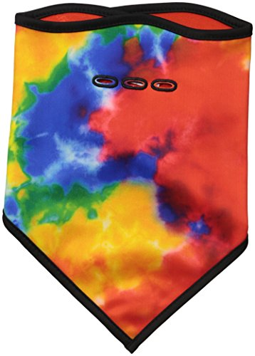 neff Men's Mountain Facemask, Tie Dye, One Size (Neff Beanie Tie Dye compare prices)