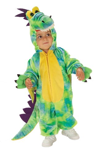 Forum Novelties Plush Cuddlee Dragonsaurus, Child's Small Picture