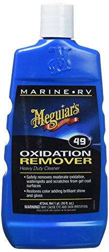 Meguiar's M4965 Marine/RV Fiberglass Restoration System (Boat Gel Coat Repair Kit compare prices)