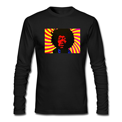 Jimi Hendrix For Mens Long Sleeves Outlet