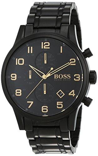 Hugo Boss Black Aeroliner Mens Watch 1513275