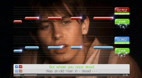Singstar Take That galerija