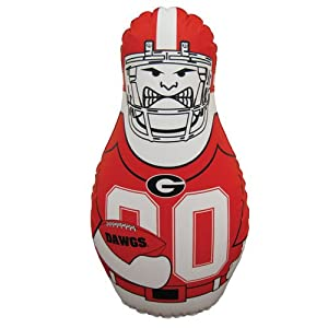 NCAA Georgia Bulldogs Bop Bag