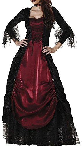 EUDORA New Collections For Halloween Easter Costume,Vampire Ball Gown Outfit