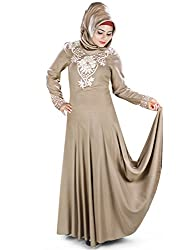 MyBatua Beautiful Rayon Aresha Abaya Burqa Hijab