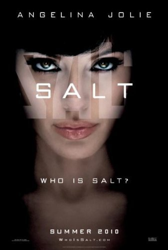 Salt Angelina Jolie Movie Poster 24x36 (Salt Movie Poster compare prices)