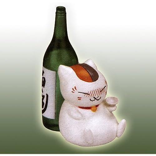 가샤폰 가챠 나츠메 우인장 냥코 선생 만복 기원주는 좋은 맛이든 냥코 선생 단품 피규어 타카라