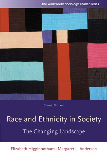 Race and Ethnicity in Society: The Changing Landscape...