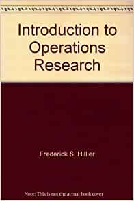 introduction to operation research hillier and Introduction to operations research hillier solutions manual introduction to operations research hillier solutions manual - title ebooks : introduction to.
