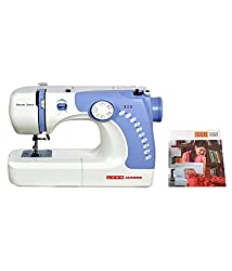 Usha Dream Stitch Sewing Machine - White