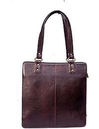 Stylish Genuine Leather Womens Handbag Shoulder Bag Office Bag By-Widnes
