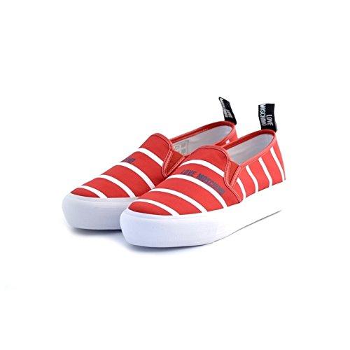 A15024G11 110 50A.Sneaker allacciata.Blu/bianco.38